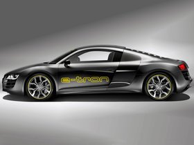 Ver foto 2 de Audi R8 e-Tron Prototype 2010