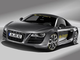 Fotos de Audi R8 e-Tron Prototype 2010