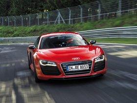 Ver foto 2 de Audi R8 e-Tron Prototype 2012