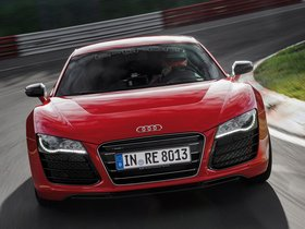 Ver foto 1 de Audi R8 e-Tron Prototype 2012