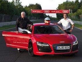 Ver foto 6 de Audi R8 e-Tron Prototype 2012