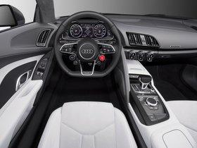 Ver foto 8 de Audi R8 e-tron Piloted Driving Concept 2015