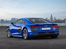 Ver foto 4 de Audi R8 e-tron Piloted Driving Concept 2015