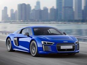 Ver foto 3 de Audi R8 e-tron Piloted Driving Concept 2015