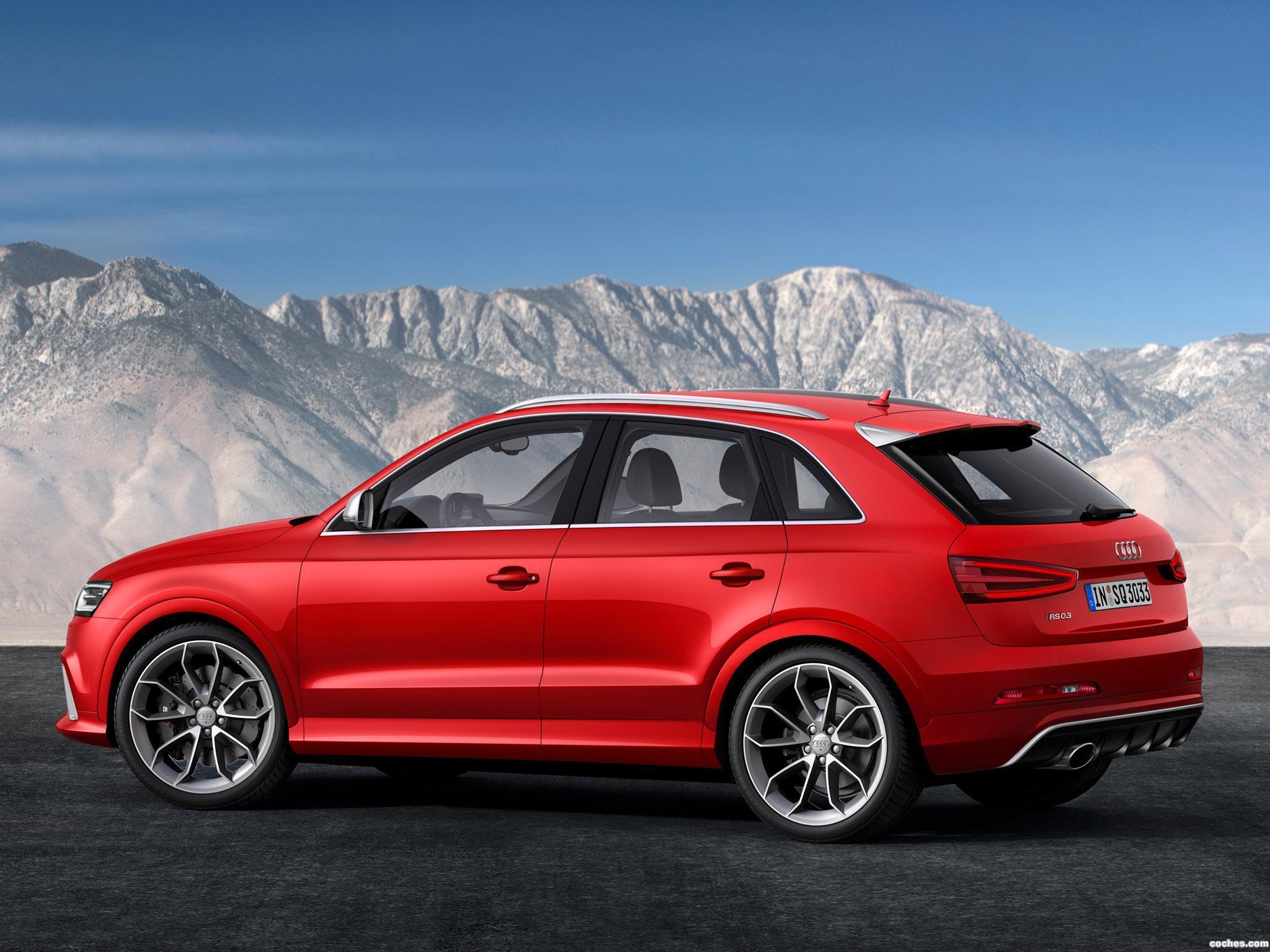 Foto 9 de Audi Q3 RS 2013