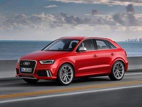 Ver foto 2 de Audi Q3 RS 2013