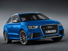Fotos de Audi Q3 RS 2013