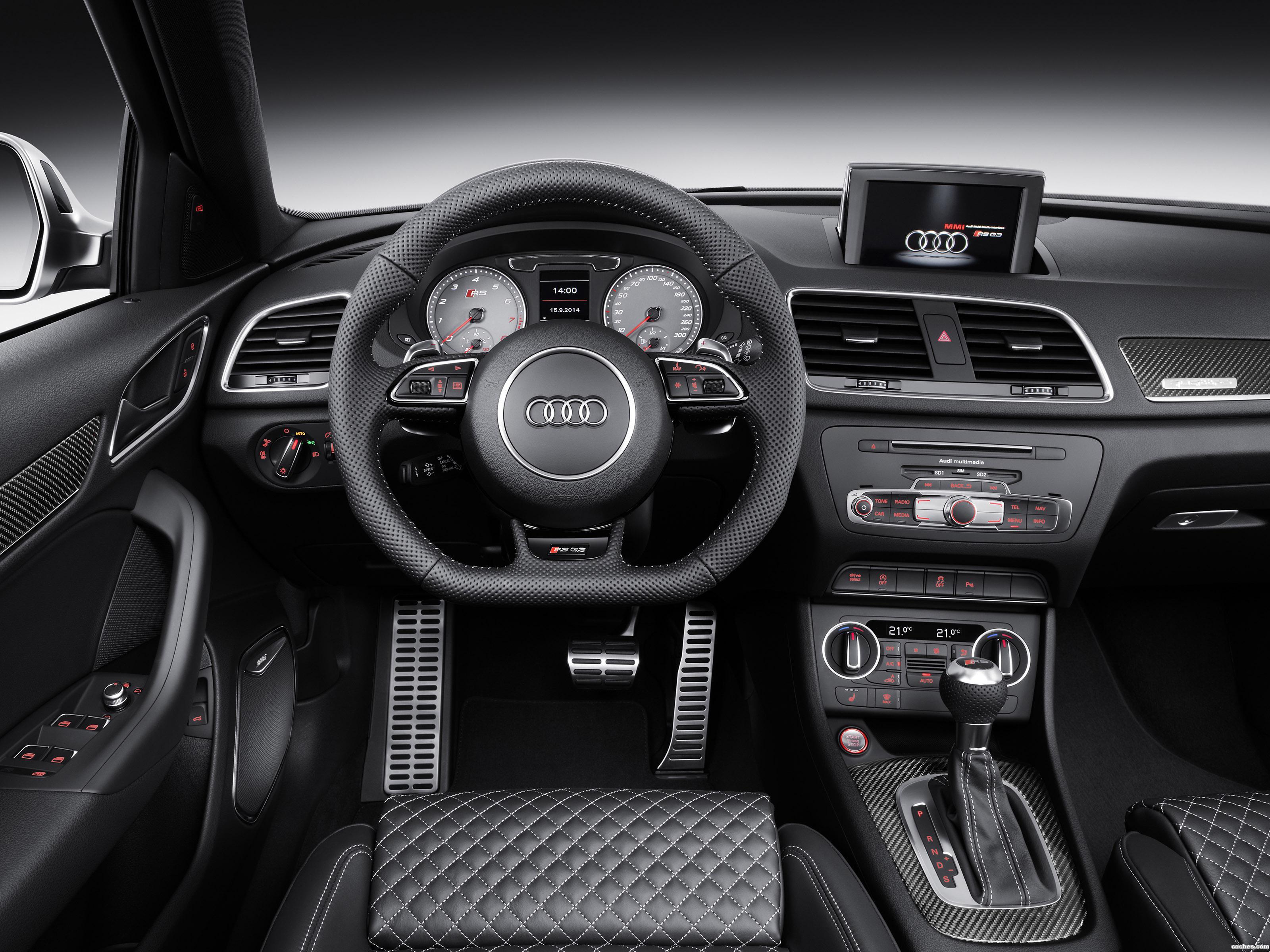 Foto 14 de Audi RS Q3 2015
