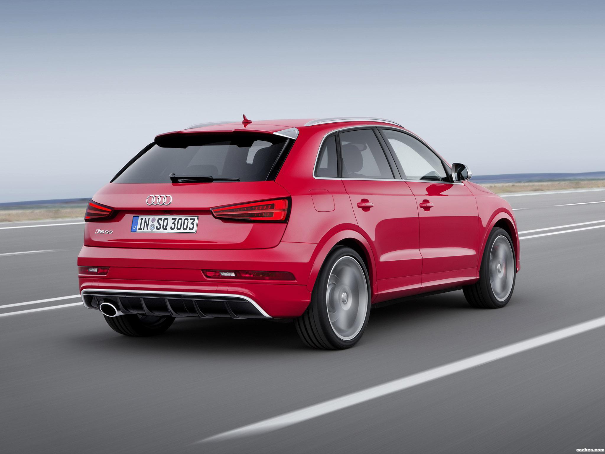 Foto 8 de Audi RS Q3 2015