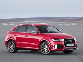 Fotos de Audi RS Q3 2015