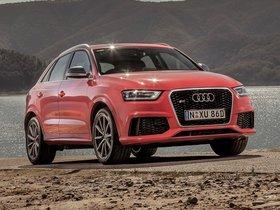 Ver foto 2 de Audi audi RS Q3 Australia 2014