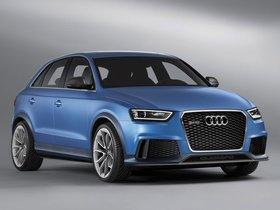 Ver foto 11 de Audi Q3 RS Concept 2012