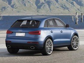 Ver foto 10 de Audi Q3 RS Concept 2012
