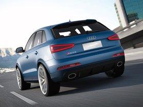 Ver foto 3 de Audi Q3 RS Concept 2012