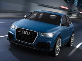 Ver foto 2 de Audi Q3 RS Concept 2012