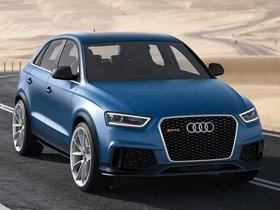 Ver foto 1 de Audi Q3 RS Concept 2012