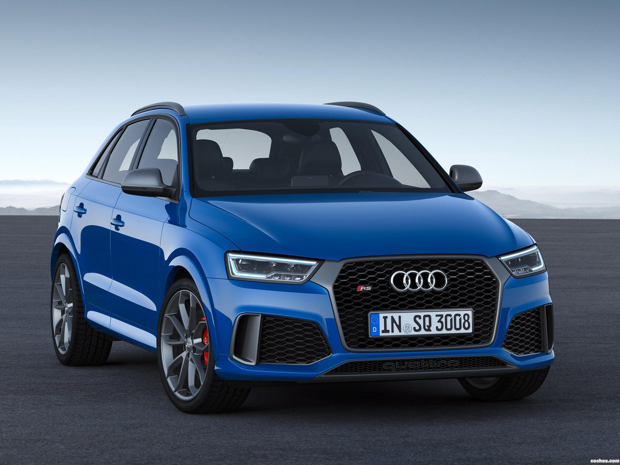 Foto 1 de Audi RS Q3 Performance 2016