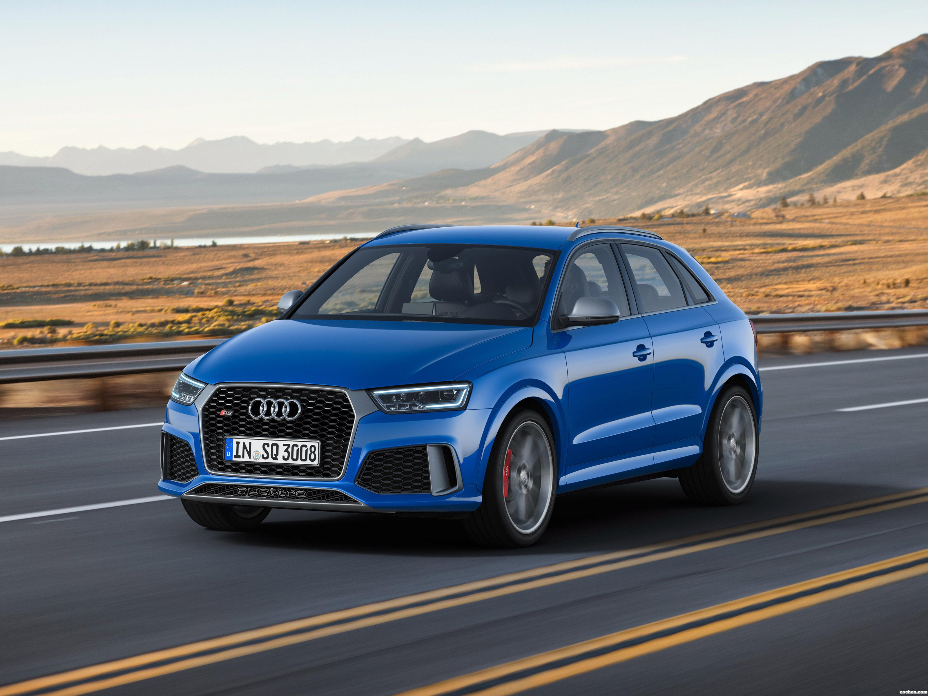 Foto 0 de Audi RS Q3 Performance 2016
