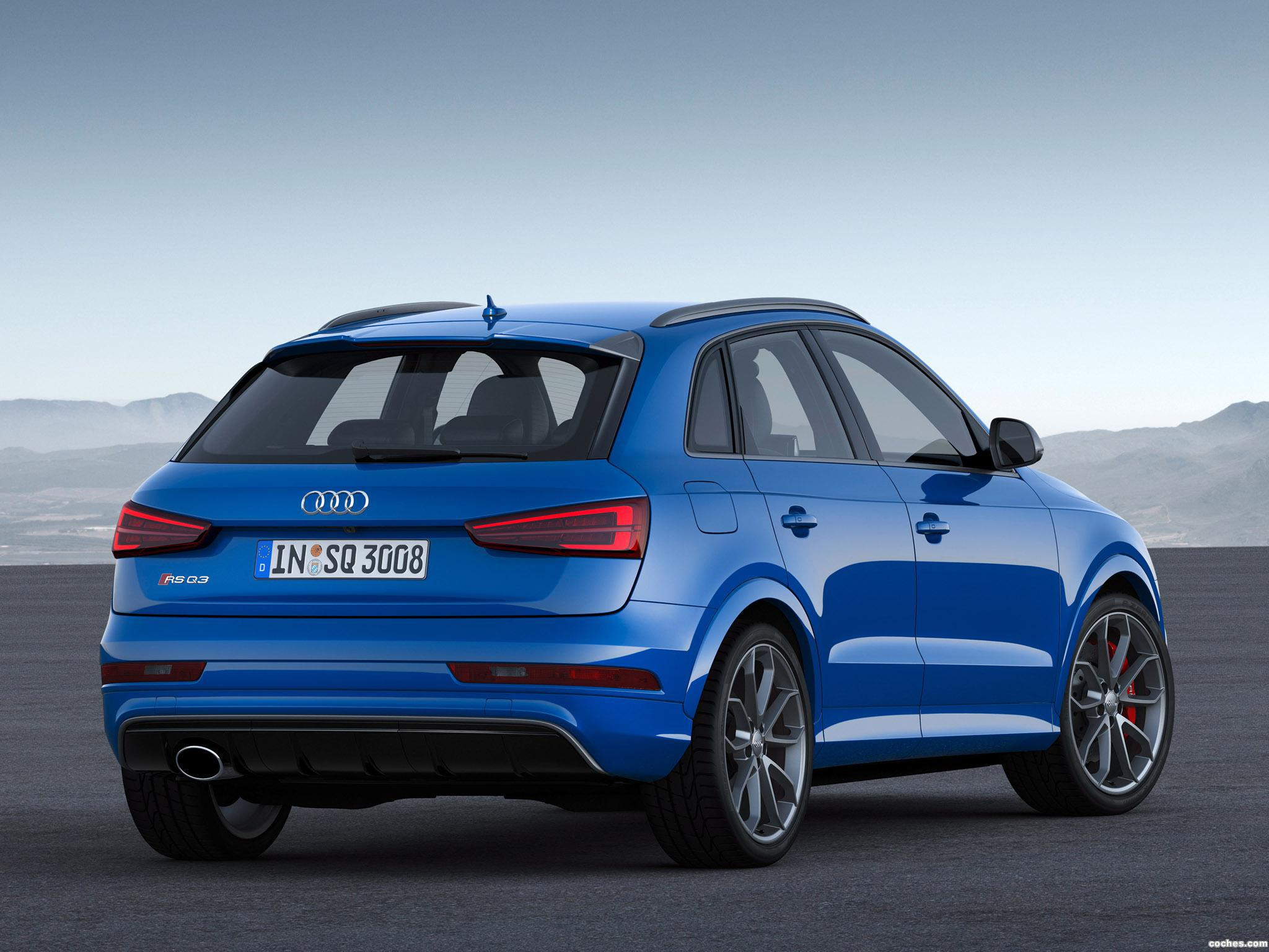 Foto 10 de Audi RS Q3 Performance 2016