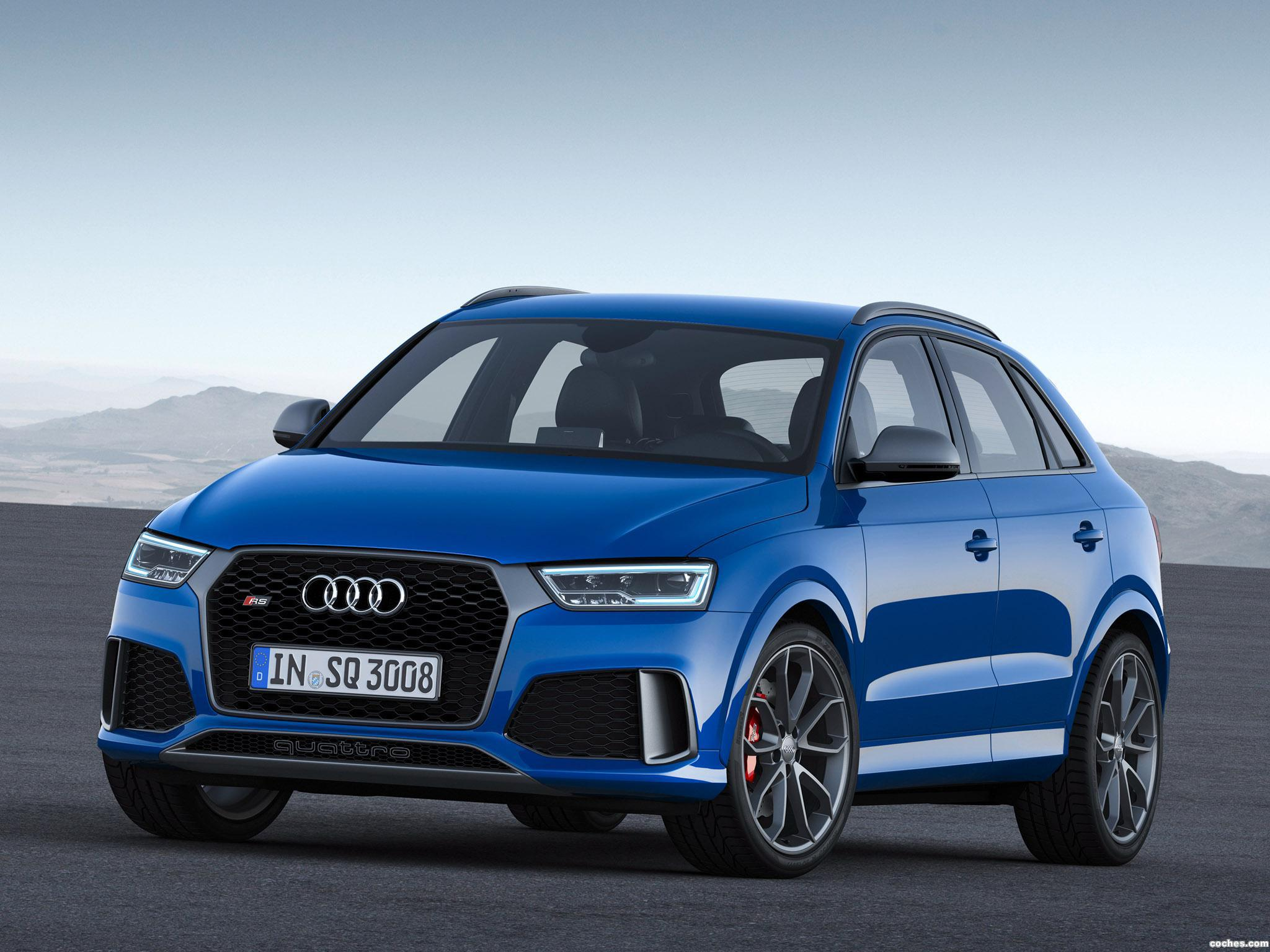 Foto 9 de Audi RS Q3 Performance 2016