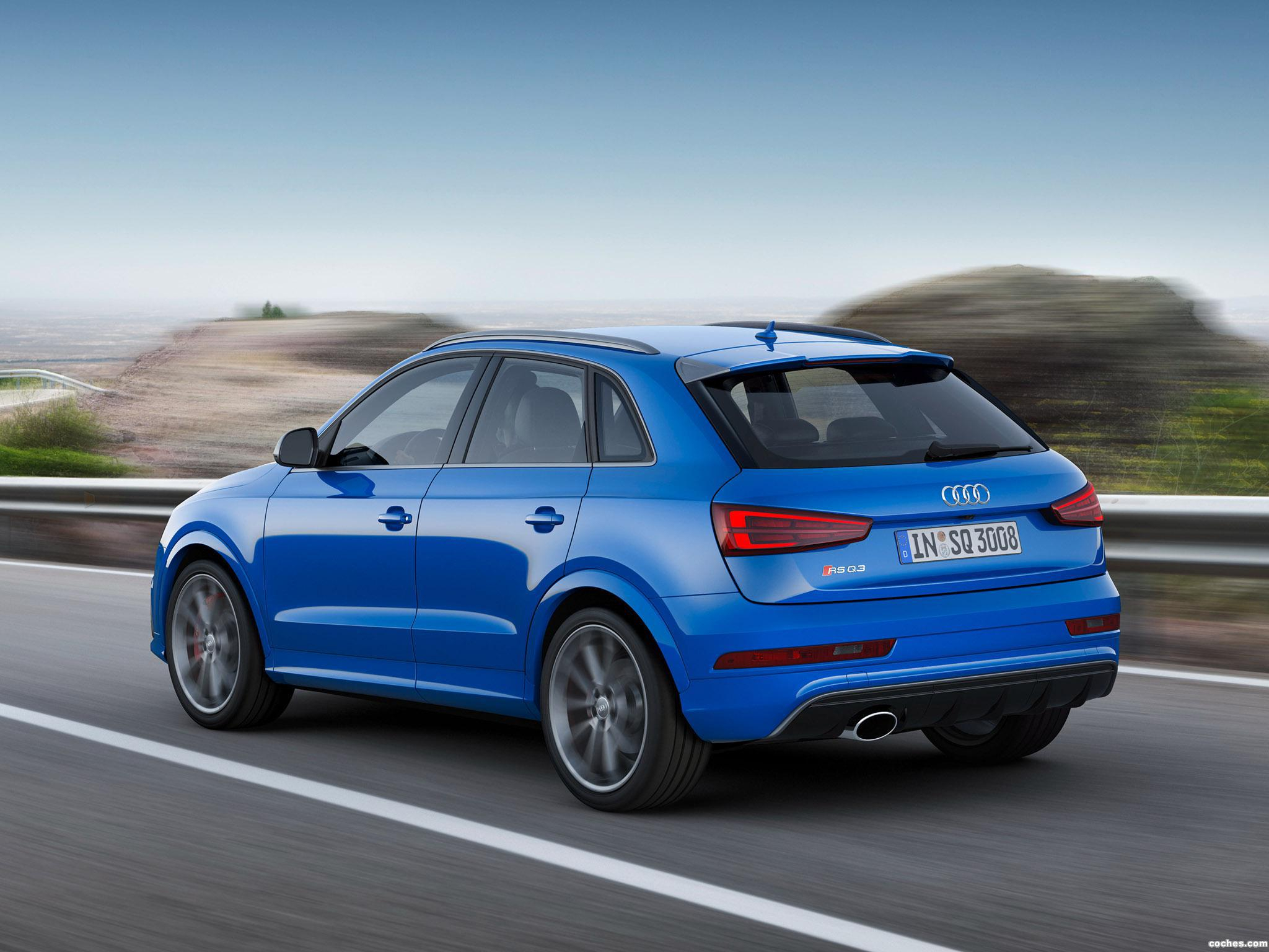 Foto 8 de Audi RS Q3 Performance 2016