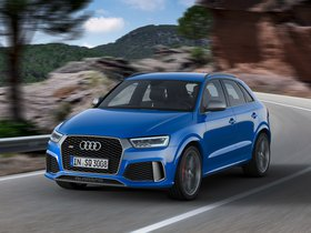 Ver foto 8 de Audi RS Q3 Performance 2016