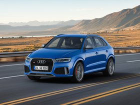 Fotos de Audi RS Q3 Performance 2016