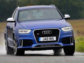 Ver foto 5 de Audi Q3 RS UK 2013