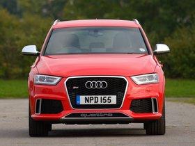 Ver foto 3 de Audi Q3 RS UK 2013