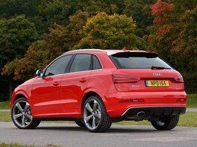 Ver foto 2 de Audi Q3 RS UK 2013