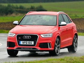 Fotos de Audi Q3 RS UK 2013
