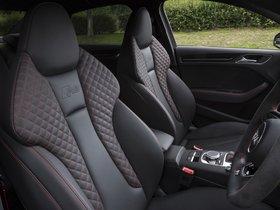 Ver foto 14 de Audi RS3 Sedán UK
