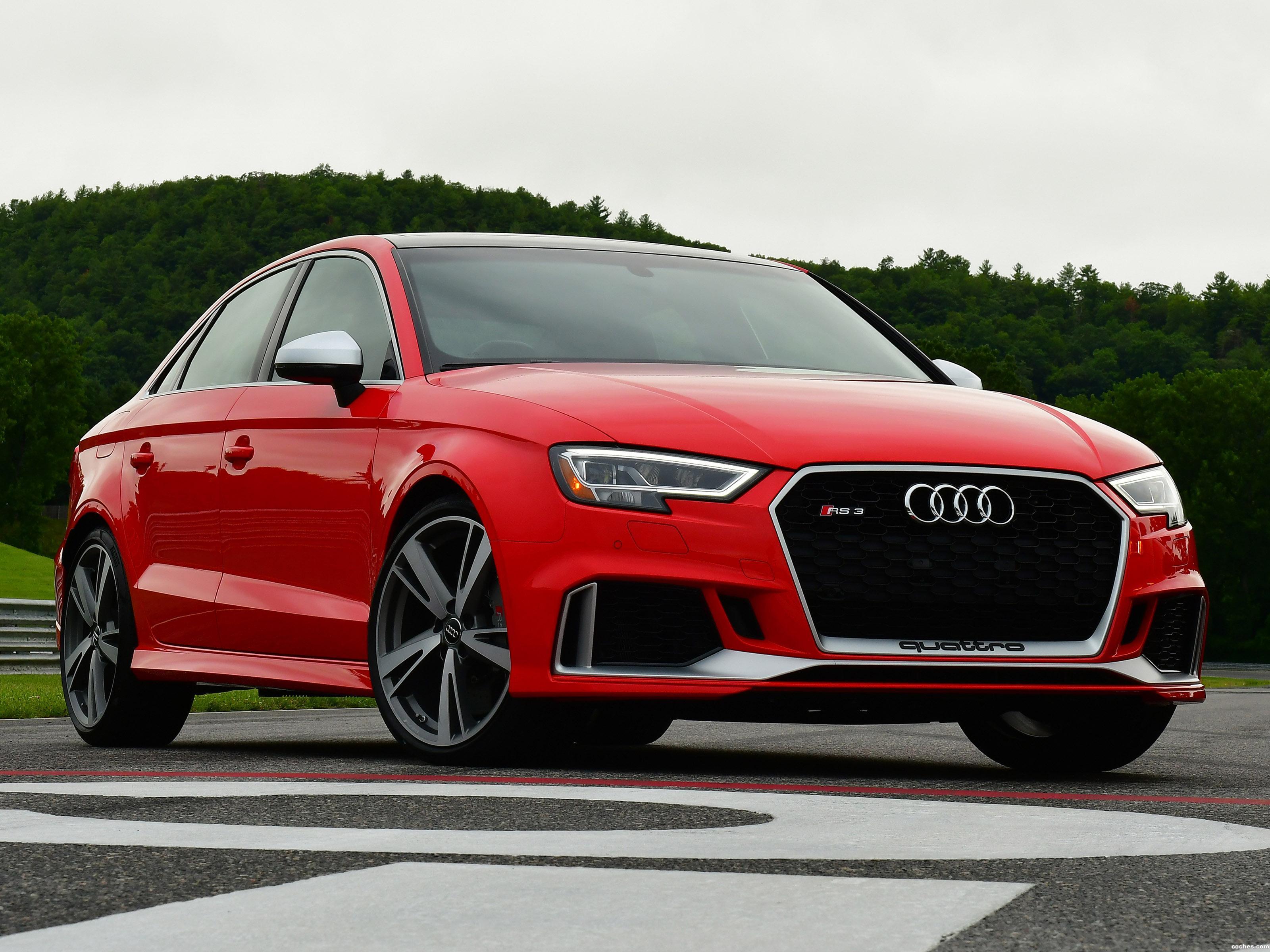 Foto 0 de Audi RS3 Sedán USA