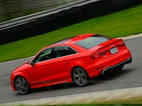 Ver foto 5 de Audi RS3 Sedán USA