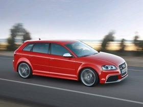 Ver foto 4 de Audi RS3 Sportback 2010