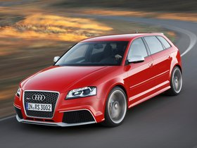 Ver foto 2 de Audi RS3 Sportback 2010