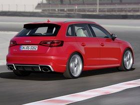 Ver foto 8 de Audi RS3 Sportback 2015