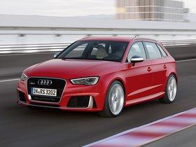 Ver foto 6 de Audi RS3 Sportback 2015
