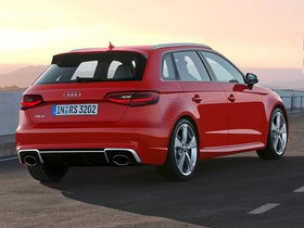 Ver foto 4 de Audi RS3 Sportback 2015