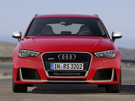 Ver foto 3 de Audi RS3 Sportback 2015