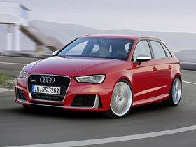 Ver foto 1 de Audi RS3 Sportback 2015