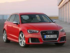 Ver foto 15 de Audi RS3 Sportback 2015