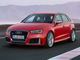 Ver foto 14 de Audi RS3 Sportback 2015