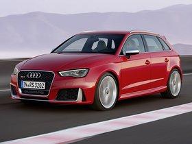 Ver foto 13 de Audi RS3 Sportback 2015