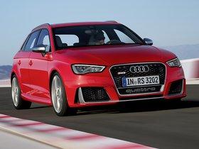 Ver foto 11 de Audi RS3 Sportback 2015