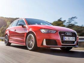 Ver foto 12 de Audi RS3 Sportback Australia 2015