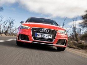 Ver foto 11 de Audi RS3 Sportback Australia 2015
