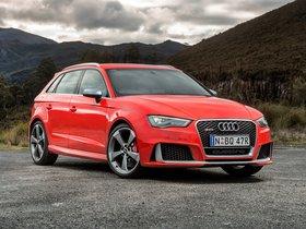 Ver foto 9 de Audi RS3 Sportback Australia 2015