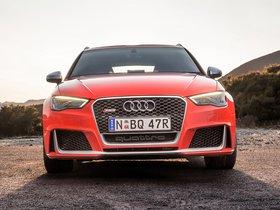 Ver foto 8 de Audi RS3 Sportback Australia 2015