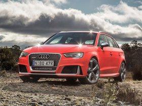 Ver foto 7 de Audi RS3 Sportback Australia 2015